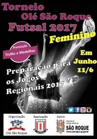 Olé Futsal Feminino