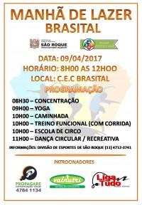 MANHÃ DE LAZER - BRASITAL