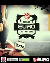arte copa euro de futsal